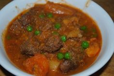 Paleo Beef Stew in the pressure cooker