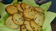 Le coin des gourmandes: Cookies sans lactose - version 3