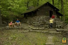 To Contact The Park: Devilu0027s Den State Park Is Nestled Deep In Lee Creek  Valley, A Picturesque Setting In Northwest Arkansasu0027s Ozarks Mountains.