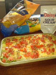 #DollopOfDaisy and #GotItFree Daisy Sour Cream is the best!