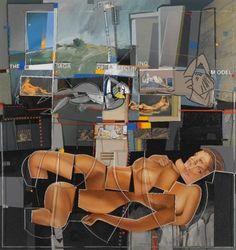 The Saga of a Reclining Model (2009) - Mohammad El Rawas