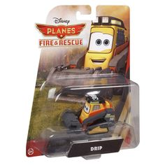 Disney Planes Fire and Rescue Drip Die-cast Vehicle
