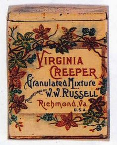 Find the price of your antique tobacco tins, vintage tobacco signs or any product featuring tobacco advertising with descriptions, photos and prices. Vintage Tin Signs, Vintage Tins, Vintage Stuff, Virginia Creeper, Pot Pourri, Spice Tins, Altered Tins, Tin Containers, Tea Tins
