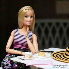 ☕ #Barbie #Barbiestyle