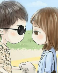 Descendants of the sun - I love this kdrama . The actors are very good and it's a perfect couple... ♡♡ . #KDRAMAS