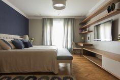 Decoração de Interiores em apartamento Itaim Bibi - Decoradora de Interiores Marilia Veiga