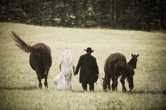 wedding with horse | Wedding Photography With Horses