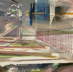 "Saatchi Online Artist Peter Matyasi; Painting, ""Untitled00351"" #art"