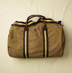 1bb9331836c3 Rugby Ralph Lauren Old School Canvas Duffle Bag  126 Canvas Duffle Bag
