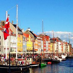 Nyhavn i København K