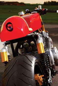 ..._CAFE' RACER CULTURE: CB Sport