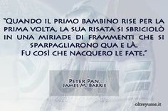 """Peter Pan"", James Barrie."