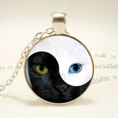 Life is a balance and this yin yang pendant shows the balance with the cool look of a white and black cat. The textured back adds a beautiful finish to a gorgeous piece. Fine or Fashion:Fashion Item T