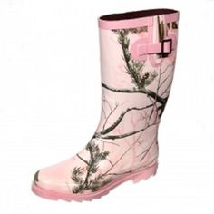 Stylish Women's Rain Boots Water Shoes High Leg With Cute Pattern Tyc075 >>> Continue to the product at the image link.