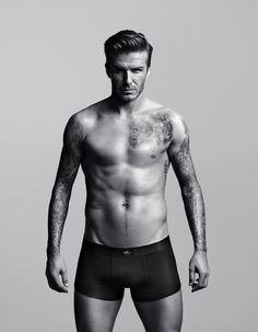 Style Guide CT: David Beckham for H Fall 2012