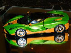Ferrari LaFerrari - Scale Auto Magazine - For building plastic & resin scale model cars, trucks, motorcycles, & dioramas