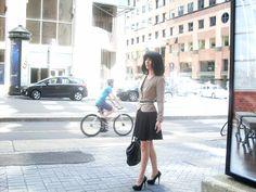 Jennifer Kaya Canadian fashion blogger www.jenniferkaya.com #fashion #cute outfit #jacket #skirt #leopard #ootd #outfit #style #business outfit #classic #elegant #dress #black dress #jacket #heels #high heels