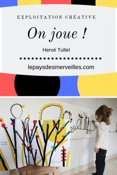 Petite Section, Herve, Home Schooling, Jouer, Art Plastique, Kindergarten, Preschool, Arts And Crafts, Album