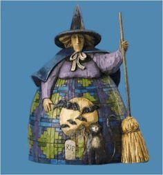 Jim Shore's Let The Magic Begin Witch by Jim Shore Heartwood Creek, http://www.amazon.com/dp/B0007XOATW/ref=cm_sw_r_pi_dp_ari1rb0FW2KJV