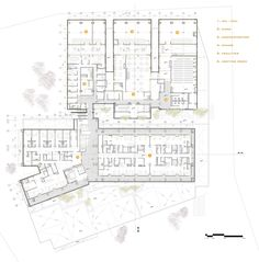 Image 30 of 43 from gallery of Pars Hospital / New Wave Architecture. Plan