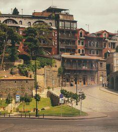 Старый Тбилиси. Old Tbilisi