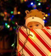 Portrait of my cousin Eric's little baby boy! @Annie Clabuesch