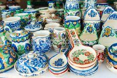 Pottery, Plates, Traditional, Mugs, Tableware, Diy, Souvenir, Ceramica, Licence Plates