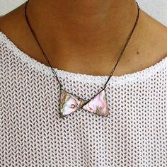 '60s Bowtie Necklace