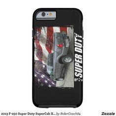 2013 F-250 Super Duty SuperCab XLT 4x4 Tough iPhone 6 Case