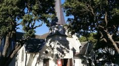 Exterior of the Old St Paul's Cathedral, Wellington New Zealand
