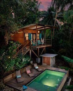 The Firefly, Bocas del Toro, Panama
