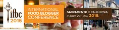 Open Call For Speakers and Session Ideas for the International Food Blogger Conference 2016!