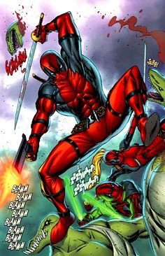 "#Deadpool #Fan #Art. (Deadpool Corps. ""The Blue Buccaneer!"" Vol.1 #6 ""Text"" Cover) By: Rob Liefeld. ÅWESOMENESS!!!™ ÅÅÅ+     https://s-media-cache-ak0.pinimg.com/474x/d9/58/c3/d958c3f2cbb5dfc09b4bd84393bbe1e4.jpg"