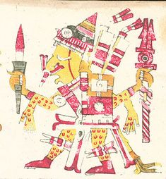 Chicahuaztli - Wikipedia, la enciclopedia libre