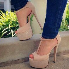 Clasic high heels #brands - fashion #γοβες #shoes #takounia