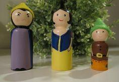Snow White by TinyPeeps
