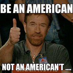 Chuck says so