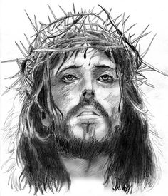 Julio Molina-Muscara - Jesus Christ (Crown of Thorns)