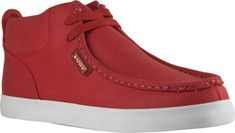 new products 9776a 7dc03 Lugz Strider Military Canvas - Red White Canvas with FREE Shipping    Returns. The