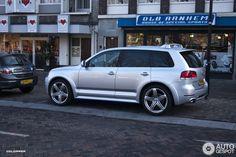 Volkswagen Touareg W12 Sport 5