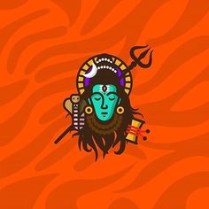 Rudra Shiva, Mahakal Shiva, Shiva Statue, Shiva Art, Ganesha Art, Hindu Art, Lord Shiva Sketch, Krishna Hindu, Hanuman