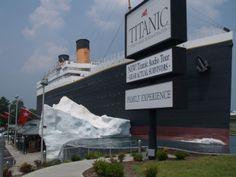 Titanic museum!!!!!!!!