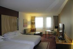 Hotel Review: Hilton Vienna Danube Waterfront – http://traveluxblog.com/2015/05/19/hotel-review-hilton-vienna-danube-waterfront/ #travel #wanderlust #luxury #hotel #hilton #danube #vienna #austria