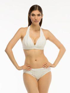 b520d91e87 Sunset Lace Halter Bikini – Blum s Swimwear   Intimate Apparel