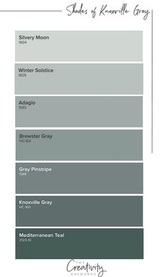 Benjamin Moore Knoxville Gray: Color Spotlight Benjamin Moore Knoxville Gray: Color Spotlight,Paint colors for home Shades of Benjamin Moore Knoxville Gray Related posts:Tips for women - YogaHigh Class - Today Pin - Most.