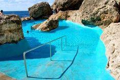 Descubre una piscina natural entre rocas en la zona de Cala Egos ( Mallorca)   Una Arjonera en Mallorca