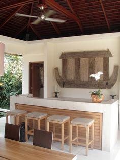 Arjuna Villa, Seminyak, Bali | furniture by ZAPPdesign Studio