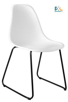 Táto pevná a stabilná [en.casa] Jedálenská stolička AANE-1201 v elegantnom prevedení, vyrobená vo vysokej kvalite z umelej hmoty (PP), zaujme čistým tvarom, moderným dizajnom a vynikajúcimi úžitkovými vlastnosťami. Svoje miesto si zastane v kuchyni, jedálni, obývačke alebo pracovni. Štýlovým vzhľadom skvele zapadne aj do kaviarne, reštaurácie, cukrárne.