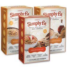 Simply Fit Hot Cereal. You know you're eating whole grains for breakfast with this, mmm, m!