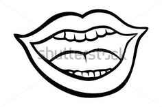 236 best Lips /Eyes coloring pages images on Pinterest   Coloring ...